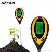 جهاز تحليل جودة التربة 4في1 تحليل شامل لتربة