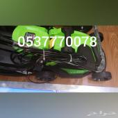 مكينة قص ثيل على كهرباء 220 فولت