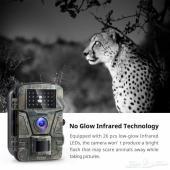 كاميرا لرصد الحيوانات البريه
