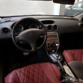 للبيع سيارة بيجو 308 2011 ممشى 45 الف