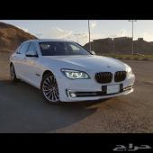 بي ام دبليو BMW  الفئةالسابعة 750Li 2014
