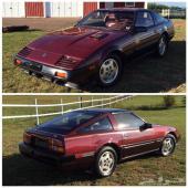 للبيع نيسان Zx300 Turbo 1984