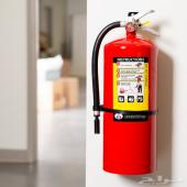 Fire Extinguisher of UL Listed