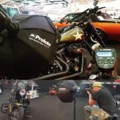 Harley Davidson Softail slim S World war
