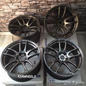 جنوط وورك work wheels