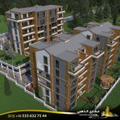 شقق سكنية  للبيع ضمن مشروع سكني في  ازميت