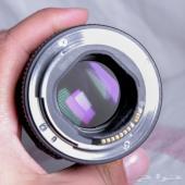 عدسة كانون الفاخره Canon EF 135mm f2L USM