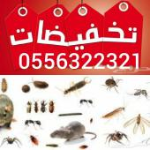 شركة مكافحة حشرات رش مبيدات للبيوت بالدمام