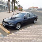 BMW 745 IL نظيييفة موديل 2003 16000 ريال