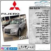 متسوبيشي باجيرو GLS مذهب سعودي.جديد.2017