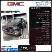 جمس سييرا SLE Z71 .جديد.2018