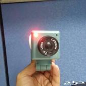 كاميرات المراقبة الوهمية بوميض أحمر