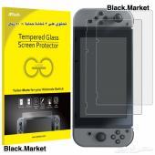 شاشات حماية Nintendo Switch جودة عالية
