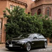 BMW امريكي 2009فل الفل 740il