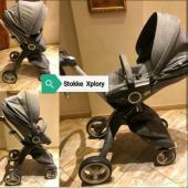 عربية أطفال ستوكي ماماز باباز stoke