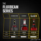 للبيع ليد قوي نور واطي h11 FluxBeam X