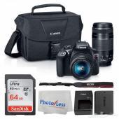 كاميرا كانون Canon EOS Rebel DSLR T6