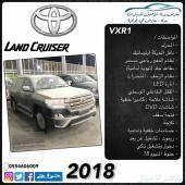 تويوتا لاندكروزر VX.R1 V8 سعودي. جديدة . 2018