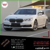 افضل العروض على BMW 730 مواصفات عالية 2019