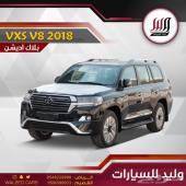 لاند كروزر-VXS -فى اكس اس-2018 - 8 سلندر 5.7