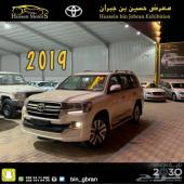 تويوتا لاندكروزر GXR3 تورنج 2019 سعودي