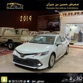 تويوتا كامري GLE فل 2019 سعودي