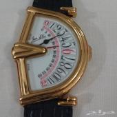 ساعة نادرة نوع جان ديف Jean deve رجالي سويسري
