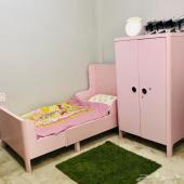 غرفة نوم اطفال بناتية