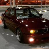 BMW E30 sports 1989
