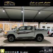 هايلوكس غمارتين 2018 S GLXعادي دبل سعودي
