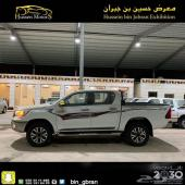 تويوتا هايلكس غمارتين 2018 GLX دبل عادي سعودي