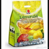 عصير ليمون منعش ولذيذ