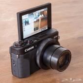 كاميرا كانونG7X
