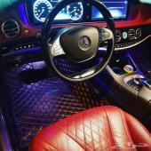 دعاسات ارضيات جلد BMW