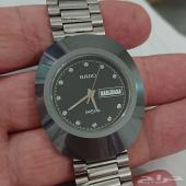 ساعة نوع رادو RADO دياستا بطارية رجالي سويسري