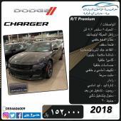 دودج تشارجر V6-V8 . جديدة . 2018
