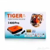 رسيفر تايجر tiger i400 pro مع اشتراكات
