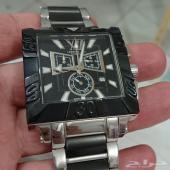 ساعة  فخمة نوع شيروتي CERRUTI رجالية سويسرية