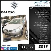 سوزوكي بالينو GLX . جديدة .2019