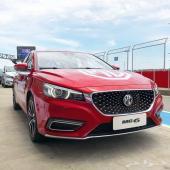 سيارة ام جي 6  2019  ( mg6 )