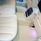 دعاسات VIP جلد - فخامة وحماية لسيارتك