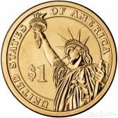 عملات معدنية أمريكية قديمة