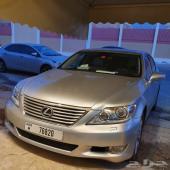 لكزس LS 460 شورت 2010 لوحات دبي