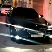 BMW 740Li موديل 2013 (مخزنة) بسعر مغري