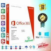 Microsoft Office 365 Pro Plus 2019 ب 40 ريال