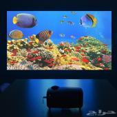 بروجكتر السينما المنزلي HD Wifi