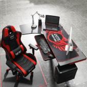 كرسي قيمنق - طاولة قيمنق - طاولة مكتبية -PC