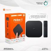 مي بوكس Mi Box S 4K النسخة العالمية iptv