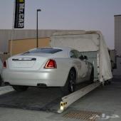 شحن  ونقل السيارات من السعودية الى الامارات