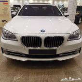 BMW 750  2014